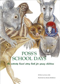Poss's School Days