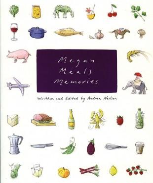 Megan Meals Memories Cookbook