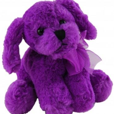 Purple Day Puppy