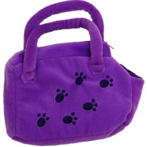 25840-18ppl Animal Bag - Purple